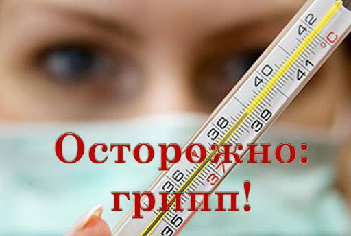 Осторожно, грипп!